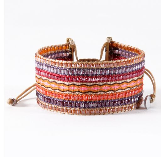 Bracelet COLLAGE FUSCIA MINI